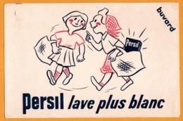 BUVARD - Lessive PERSIL Lave Plus Blanc - Produits Ménagers