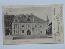 Romania M68 Koloszvar Cluj 1905 - Rumänien
