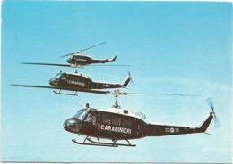 Z5187 Servizio Aereo Dell'Arma Dei Carabinieri - Elicotteri Elicottero Helicopter / Non Viaggiata - Helicopters