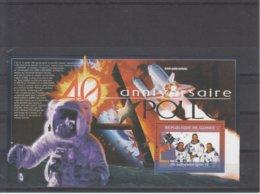 Republique De Guinee / Apollo 11 - Espace