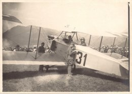 Aviation - Avion Militaire Suisse Häfeli DH-3 - Aérodrome De Bex - 1919 - Rare - Aviación