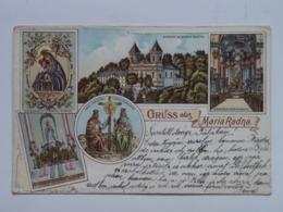 Romania F33 Maria Radna To Arad Litho 1900 - Rumänien