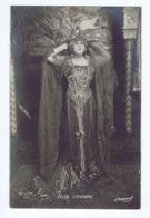 Félia Litvinne  - Artiste 1900  - Opera - Photo Manuel - Opéra