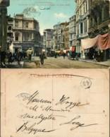[515333]B/TB//-Turquie  - Constantinople, Grande Rue De Péra, Vue Prise De La Fontaine De Galata Sérail - Turchia