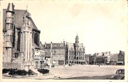 Oudenaarde - Audenarde - Grote Markt Grand Place (Cox Uitg. Jos Geeraed Uytterhaegen) - Oudenaarde