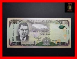 JAMAICA 100 Dollars 1.1.2014  P. 95 A  UNC - Giamaica