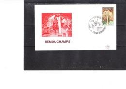 1833 Grottes De Remouchamps - FDC