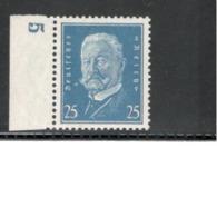 GERMANY1928:Michel 416mnh** Cat.Value $67 - Ungebraucht
