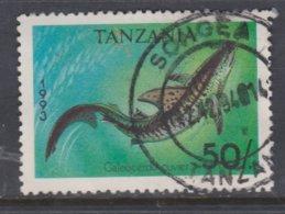 TANZANIA, USED STAMP, OBLITERÉ, SELLO USADO. - Tanzania (1964-...)