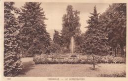 Ribeauvillé - Le Herrengarten - Ribeauvillé