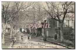 Jouques CPA Boulevard De La Gare - Unclassified