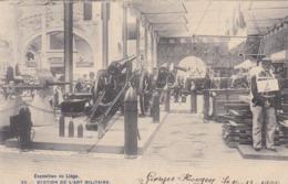 Exposition De Liège 1905, Section De L'Art Militaire (pk64383) - Lüttich
