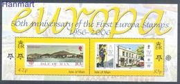 Isle Of Man 2006 Mi Bl 57 MNH ( ZE3 IOMbl57 ) - 2006