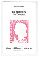 LA MARIANNE DE DECARIS -- ETUDE 243 -- - Philatelie Und Postgeschichte