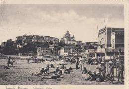 IMPERIA PONENTE-SPIAGGIA D'ORO- CARTOLINA VIAGGIATA IL 6-10-1942 - Imperia