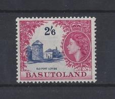 """BASUTOLAND.....QUEEN ELIZABETH (1952-NOW).."""" 1954.""""....2/6....SG5.......MNH. - 1933-1964 Kronenkolonie"""