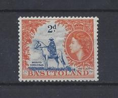 """BASUTOLAND.....QUEEN ELIZABETH (1952-NOW).."""" 1954.""""....2d.........SG45.......MH. - Basutoland (1933-1966)"""
