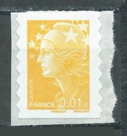 France YT N°228 Marianne Et L'Europe (Autoadhésif) Neuf ** - Neufs