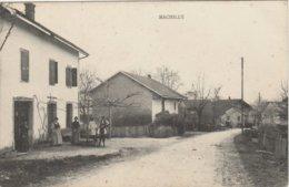 Haute Savoie . Machilly . - Autres Communes