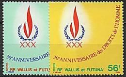 Wallis, N° 224 à N° 225** Y Et T - Wallis And Futuna