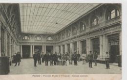Cartolina - Parma - Palazzo Poste E Telegrafi - Salone Centrale - Parma