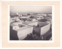 RABAT Maroc  1921  Vue D'ensemble Photo Amateur Format Environ 5,5 X 3,5 - Afrique