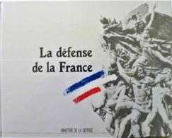 La DÉFENSE De La FRANCE. Ministère De La Défense. 1988. - Boeken, Tijdschriften, Stripverhalen