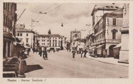 Cartolina - Mestre - Piazza Umberto I - Venezia (Venice)