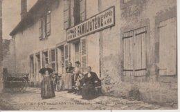 55 - JUVIGNY SUR LOISON - LE FAMILISTERE A 68 - France
