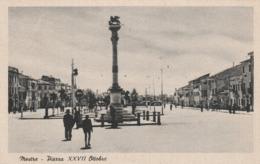 Cartolina - Mestre - Piazza XXVII Ottobre - Venezia (Venice)