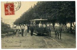 FUENTERRABIA. Transport Avec Attelage. - Espagne