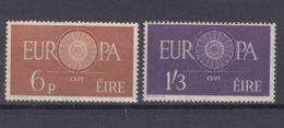 Ireland 1960 Europa CEPT Mi#146-147 Mint Never Hinged - 1949-... Republic Of Ireland