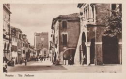 Cartolina - Mestre - Via Palazzo - Venezia (Venice)