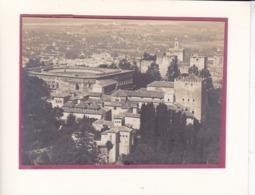 GRENADE  1924 Photo Amateur Format Environ 6, Cm X 4,5 Cm - Places