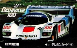 JAPON. SPORT. COCHE - CAR. Nisseki - Dashracer 100. JP-110-28454. (075) - Sport