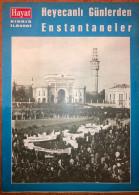 Cyprus - Turkish Propaganda Magazine - Kibris İlavesi Heyecanli Gunlerden Enstantaneler - Boeken, Tijdschriften, Stripverhalen