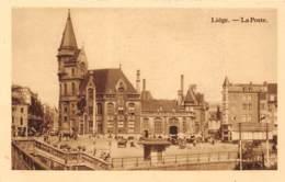 LIEGE - La Poste - Liege