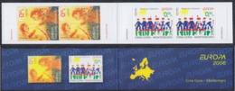 Montenegro 2006 Europa CEPT - Integration, Booklet, MNH (**) Michel 125-126 - Montenegro