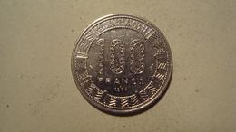 MONNAIE GABON 100 FRANCS 1984 - Gabon