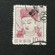 ◆◆◆ Japón 1951  1st Unit (With *00*)   10 Yen     USED   AA5252 - 1926-89 Emperor Hirohito (Showa Era)