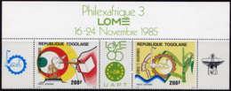 TOGO - A569A** - PHILEXAFRIQUE III - Togo (1960-...)