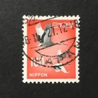 ◆◆◆ Japan 1968  New Animal , Plant, National Treasure Series II  100Yen  USED   AA5261 - 1926-89 Emperor Hirohito (Showa Era)