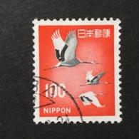 ◆◆◆ Japan 1968  New Animal , Plant, National Treasure Series II  100Yen  USED   AA5263 - 1926-89 Emperor Hirohito (Showa Era)