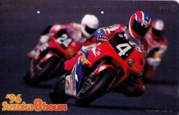 JAPON. SPORT. MOTOS - MOTORCYCLES. 96 Suzuka 8 Hours. JP-291-298 B-1. (069) - Motos