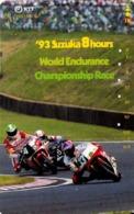 JAPON. SPORT. MOTOS - MOTORCYCLES. 93 Suzuka 8 Hours. 08/1993. JP-291-228 B. (070) - Motos