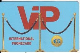 GREECE - VIP Prepaid Card 5 Euro, Used - Grèce