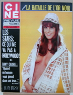 CINE REVUE N°47/1973, Dany Carrel, Voir Description - Cinema
