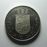 Netherlands 2 1/2 Gulden 1980 - [ 3] 1815-… : Regno Dei Paesi Bassi
