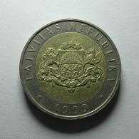 Latvia 2 Lati 1999 - Latvia