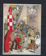 N°BL173ND Tintin (genummerd 159) MNH ** POSTFRIS ZONDER SCHARNIER COB € 150,00 SUPERBE - Belgique